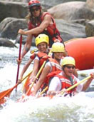 Whitewater Rafting Package