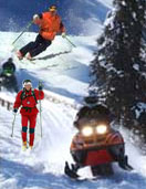 Ride & Ski Packages