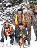 Winter Hunting Package