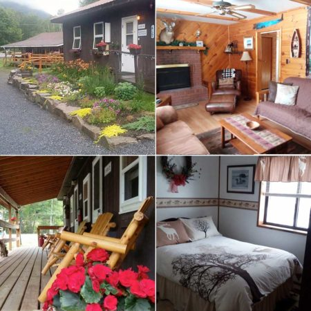 summer blue mountain rest cabin rentals
